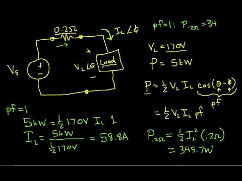 AC Example-Power Factor