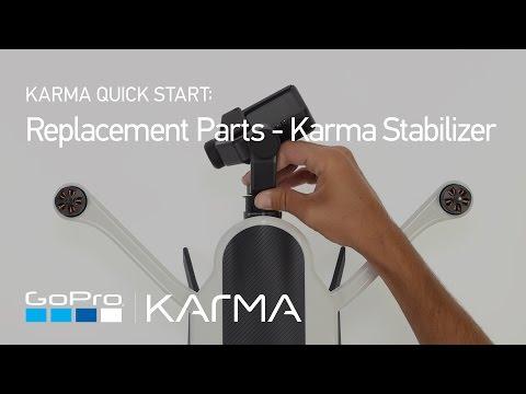 GoPro: Karma Replacement Parts - Karma Stabilizer