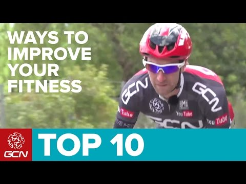 Top 10 Ways To Improve Your Fitness