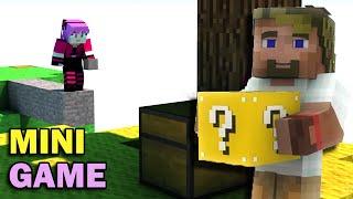 ч.01 Lucky Block Wars Minecraft - Лаки Блоки на Островах (Эпик!)