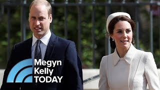 What Will The New Royal Baby's Name Be? | Megyn Kelly TODAY
