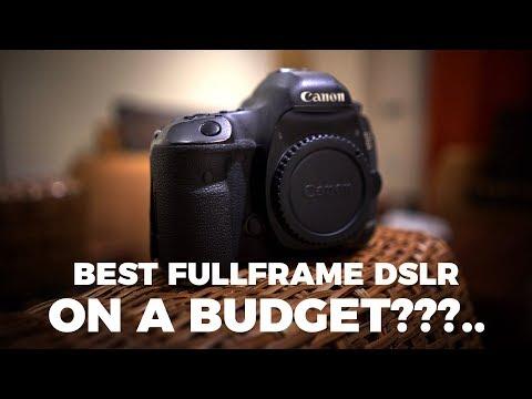 Best Budget Full Frame Camera In 2018