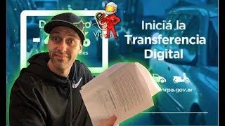 Transferencia Digital Vs Convencional - Argentina