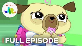 Morning Potato! / Chip Starts Kindergarten 🐭📚 Chip and Potato FULL EPISODE   Netflix Jr