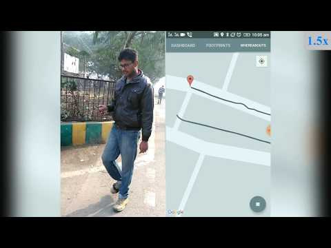 How to use Google Map with MIMU22BL's compass in DaRex