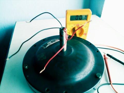 ceiling fan का connection multimeter से कैसे check किया जाता है ?