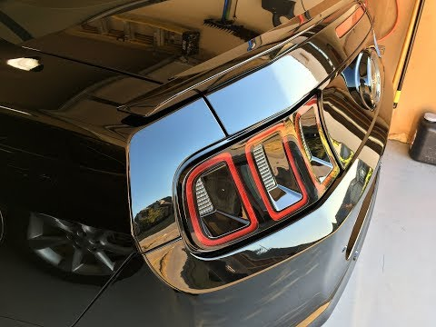 2013 Mustang GT CQuartz Project