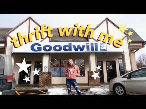 COME THRIFTING WITH ME 2018 (EP. 5)