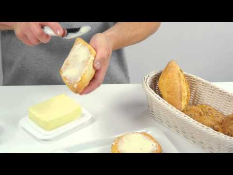 Healthy container for the refrigerator PURITY butter dishes