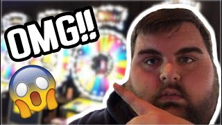 You Have NEVER Seen Me Hit These Arcade Jackpots!! BACK to BACK Wins at Dave & Busters!!