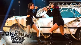 Charli XCX & Christine and the Queens - Gone [Performance] | The Jonathan Ross Show