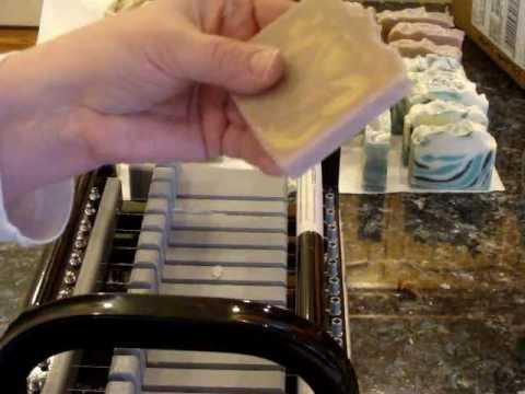 Cutting la laitue Soap