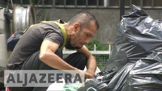 Venezuela crisis: Many struggling to feed themselves
