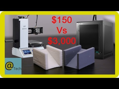 Cheap Vs. Expensive 3D Printer: Which one Prints Better?