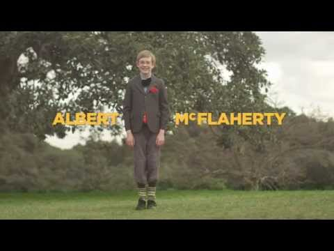 Business plan: The story of Albert McFlaherty, lemonade magnate.