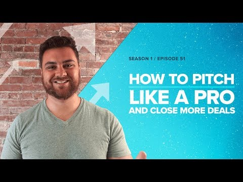 How to Pitch Like a Pro and Close More Deals - Proposify Biz Chat