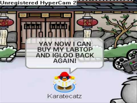 Club Penguin KQFM: The Dojo