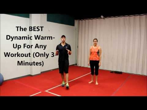 The BEST Dynamic Warm-up For Metabolic Workouts - Do This Warm-Up BEFORE any workout