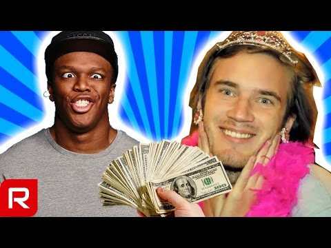 10 Most Popular Youtubers | Richest YouTubers | Top list