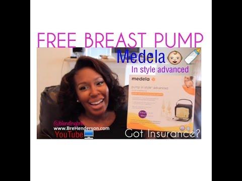FREE Breastpump + Unboxing Medela Pump