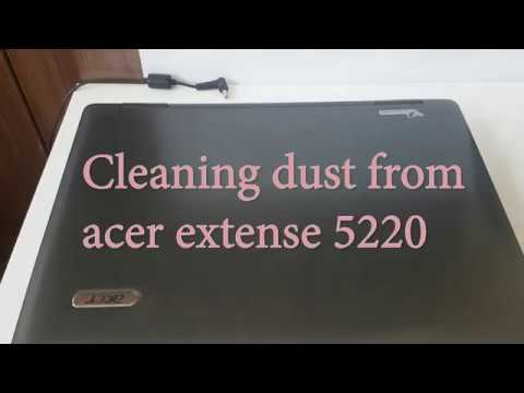 After 10 years. Acer extense cleaning dust