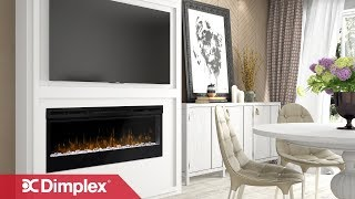 Dimplex Prism Series Linear Electric Fireplaces