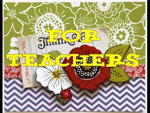 Thank You Cards For Teachers ● 10 Great Cards (NEW)