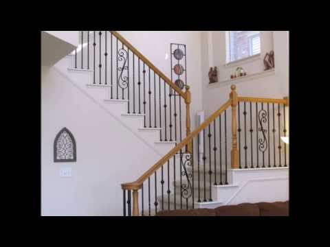 www.balusterstore.com iron balusters, iron stair parts, stair railing, metal spindles