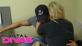 Natalya receives some upsetting news from Tyson Kidd: Total Divas, December 8, 2013
