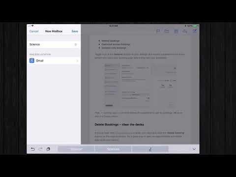 Create a Gmail Folder via iOS Mail Mailbox