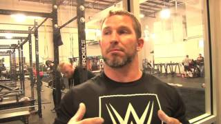 Inside The WWE Performance Center
