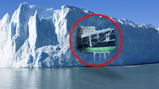 10 Most Mysterious Discoveries Found Frozen In Ice!