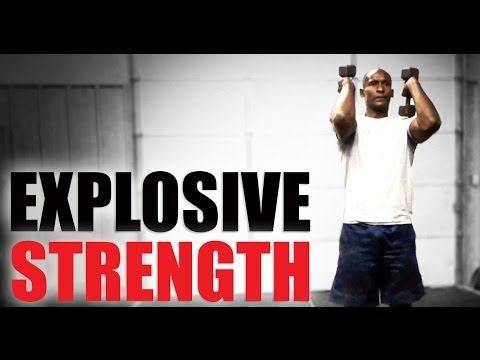 Explosive Strength Training for Speed and Power | Innovative Sports Training