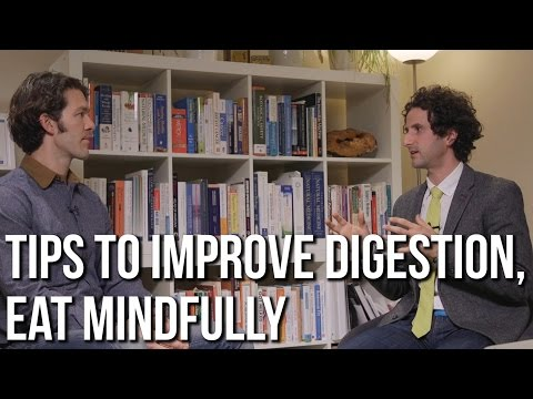 Improve Digestion w/ Bitters & Mindful Eating w/ Josh Gitalis