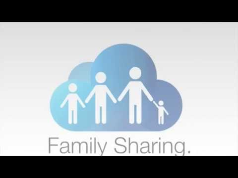 Family Sharing - Setup Tutorial (English)