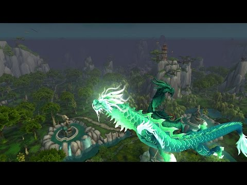 Flight Training: In Due Course ( World of Warcraft )