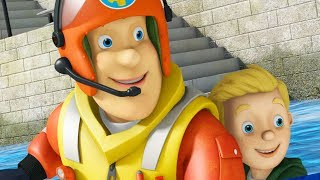 Fireman Sam US New Episodes   Bus Trouble  - 1 Hour Adventure!  🚒   Cartoons for Kids