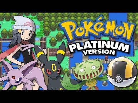 Pokémon Platinum Part 26 - Umbreon Trainer - Shadow The Gamer