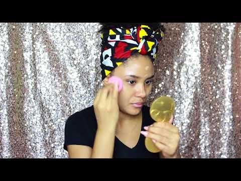 HOW TO LOOK FRESH FACED IN 5 MINUTES | CURLSFOTHEGIRLS