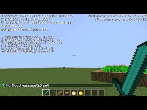 (minecraft) ensinando a ver id dos blocos sem mod 2014