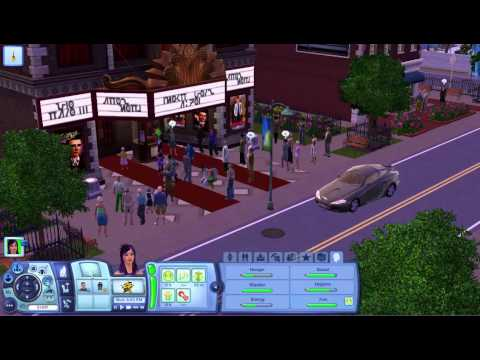 Sims3 How 2 Learn Guitar skill and Complete Challenges