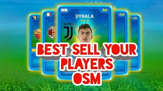How to best sell your players | transfer list secrets | osm