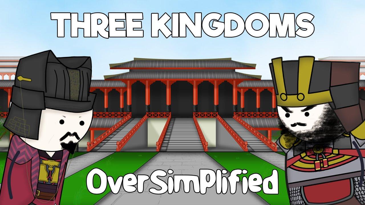 Three Kingdoms - OverSimplified