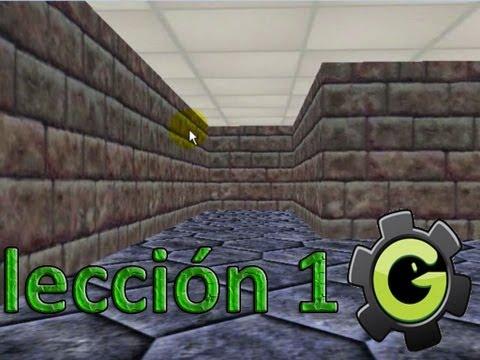 tutorial de juegos de disparos en 3d con game maker 8.0 (movimiento y camara 3d).