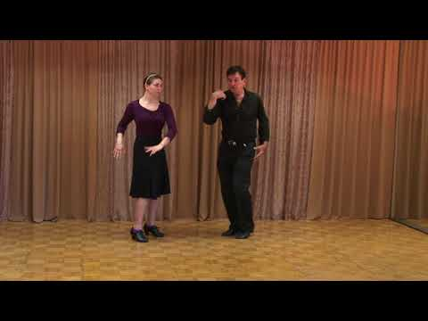 How to create Excellent Swing Dancing Center, Rhythm and Turns