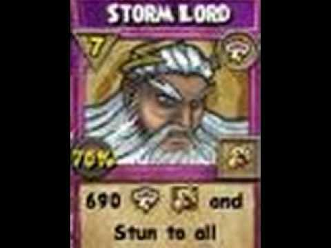 The level 48 spells of Wizard101