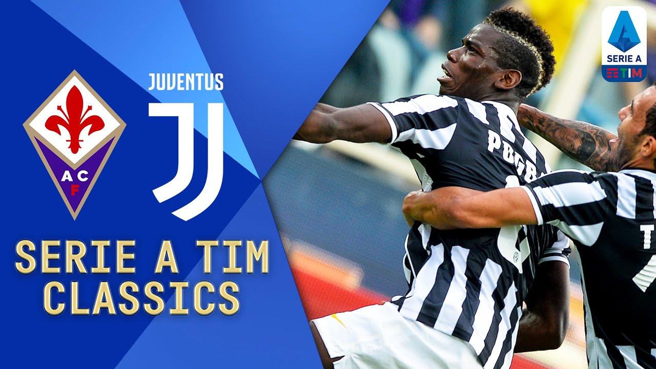Fiorentina v Juventus (2013)   Pogba, Pirlo and Rossi Star!   Serie A TIM Classics   Serie A TIM