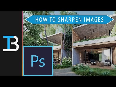 Fix Blurry Images in Photoshop - How to Sharpen Images in Photoshop CC