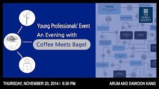 An Evening With Coffee Meets Bagel