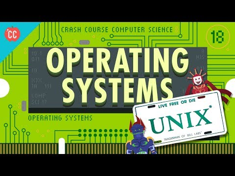 Operating Systems: Crash Course Computer Science #18